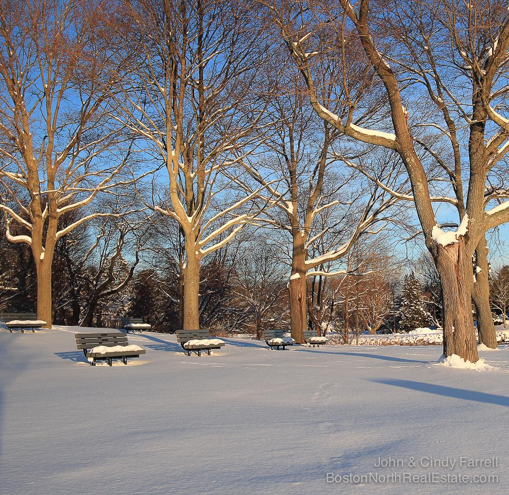 Obear Park Beverly, MA - Ryal Side