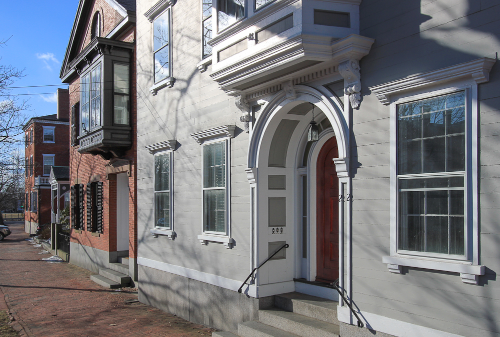 22 Winter Street Salem, MA - Unit 1 - Salem Condominium