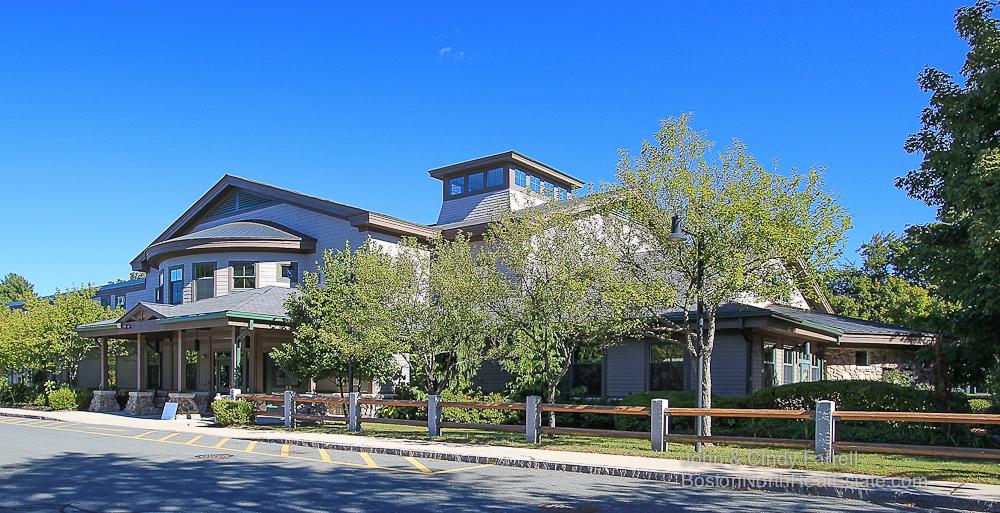 Hamilton Wenham Public Library Hamilton, MA