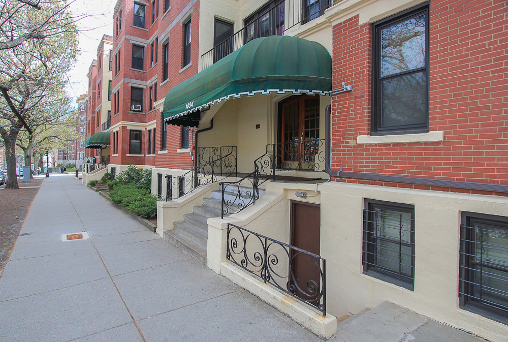 1404 Commonwealth Avenue Bighton, MA - Unit 17 - Condos Near Boston for Sale