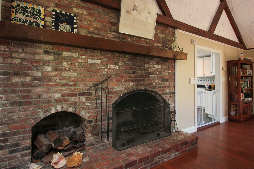Fireplace - 489 Bridge Street Hamilton, MA