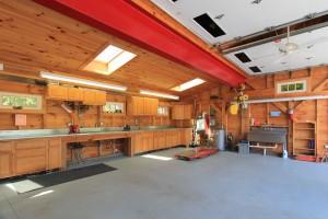 Interior Garage 124 Dennison Street Gloucester, MA