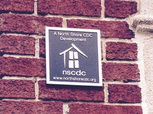 NSCDC - Building Plaque