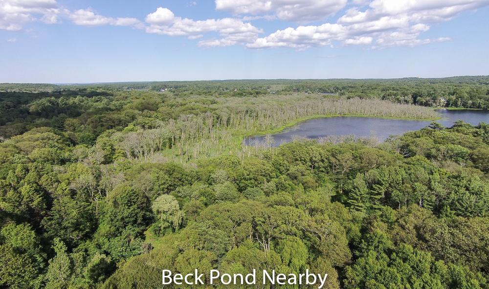 Beck Pond Hamilton, MA