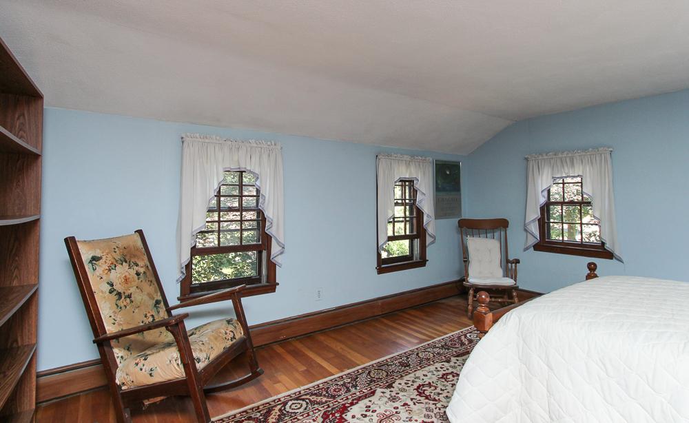 Second floor bedroom at 28 Juniper Street in Wenham, MA