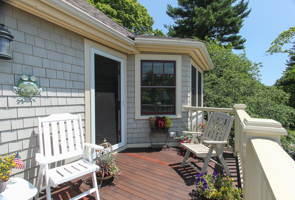 Front Deck 6 Ober Street Beverly, MA - Unit 3