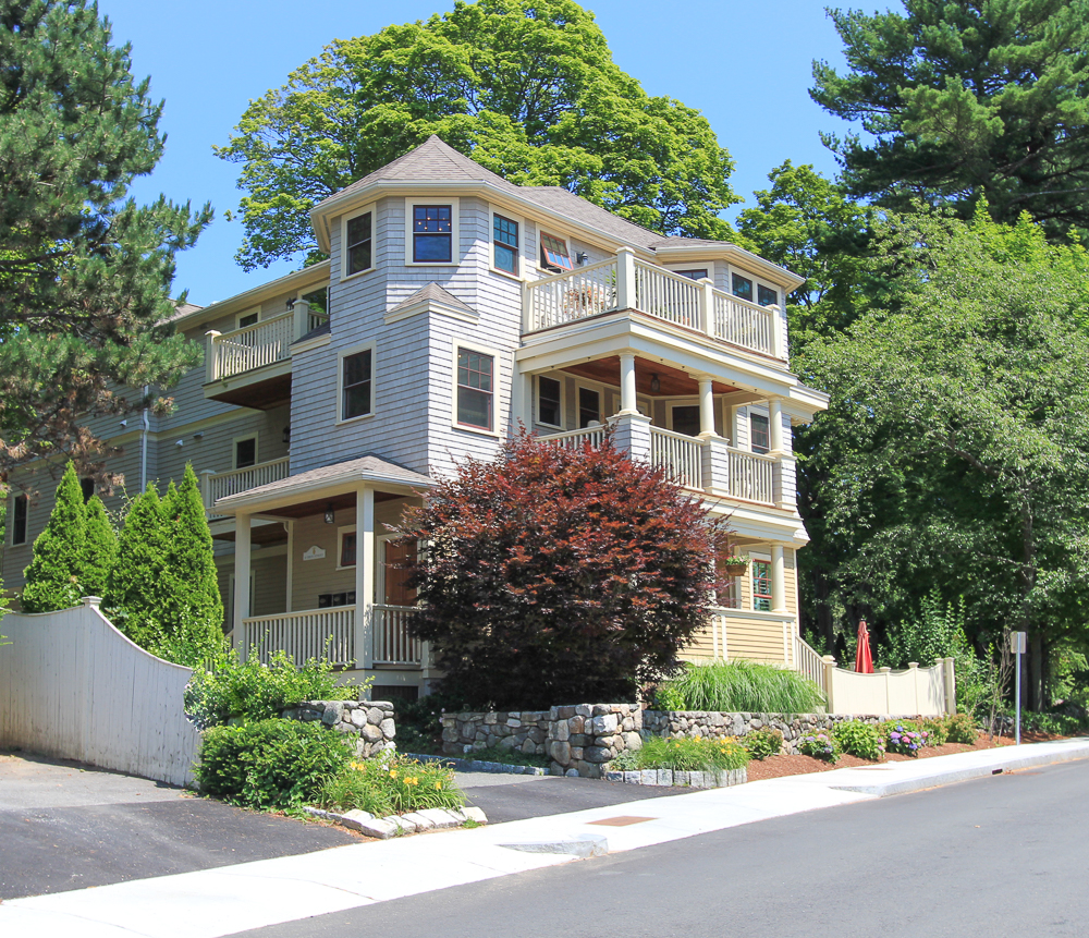 Front 6 Ober Street Beverly, MA - Beverly Cove