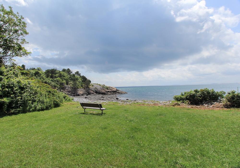 Lewis Cove Nahant, MA - Bailey's Hill Park