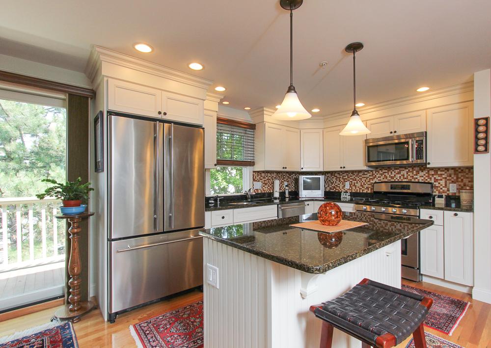 Kitchen 6 Ober Street Beverly, MA - Unit 3