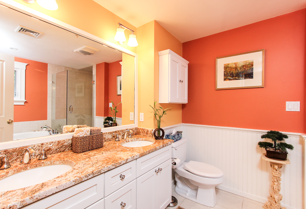 Master Bath 6 Ober Street Beverly, MA - Unit 3