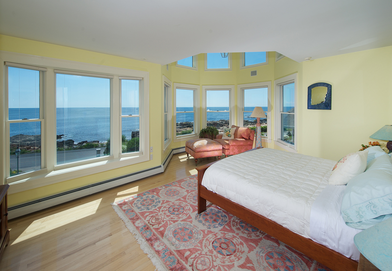 Master Bedroom 133 Atlantic Avenue Gloucester, MA