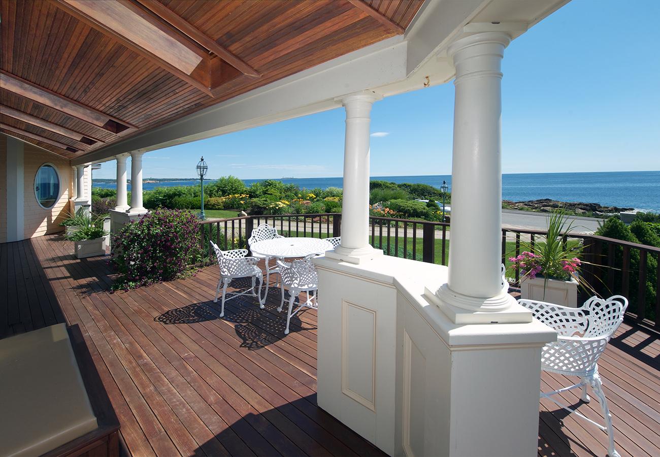 Porch 133 Atlantic Avenue Gloucester, MA