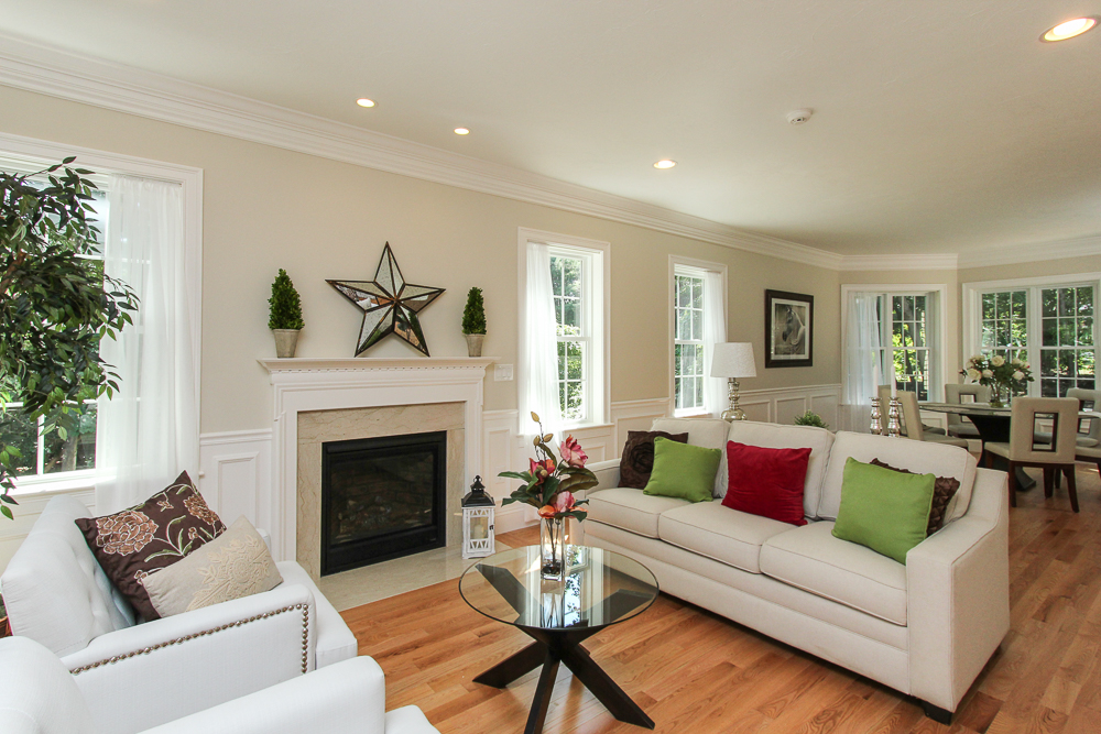 Living Room 1 Patton Drive Hamilton, MA