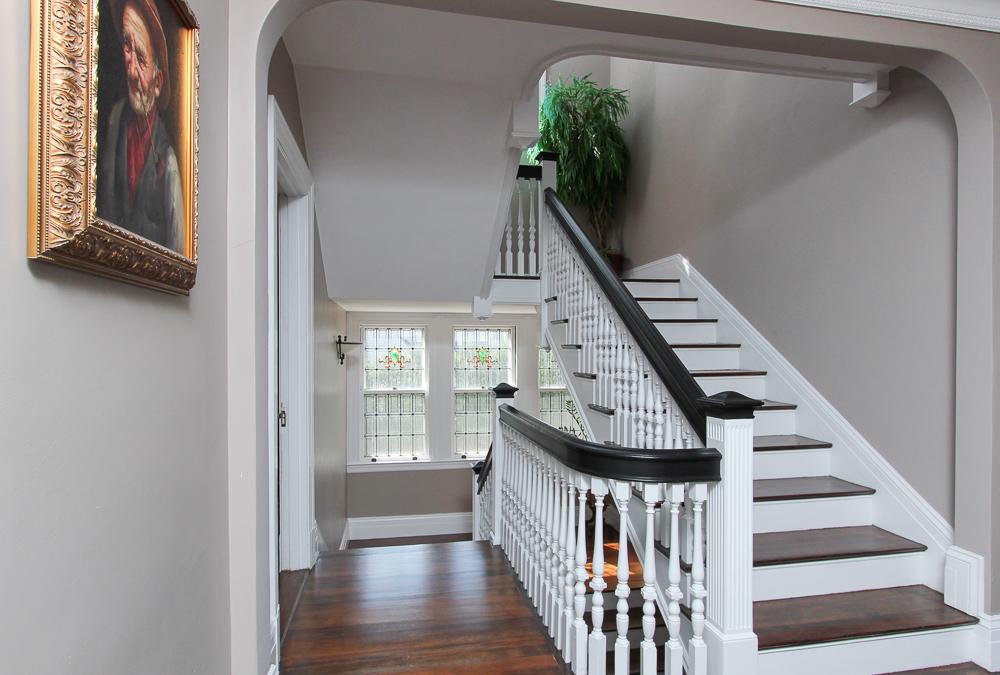2nd floor hallway 15 Palmer Avenue Swampscott, MA