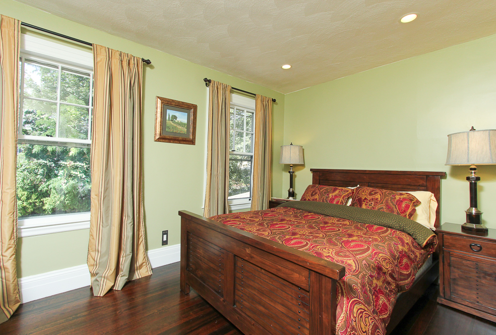 Bedroom at 15 Palmer Avenue Swampscott, MA