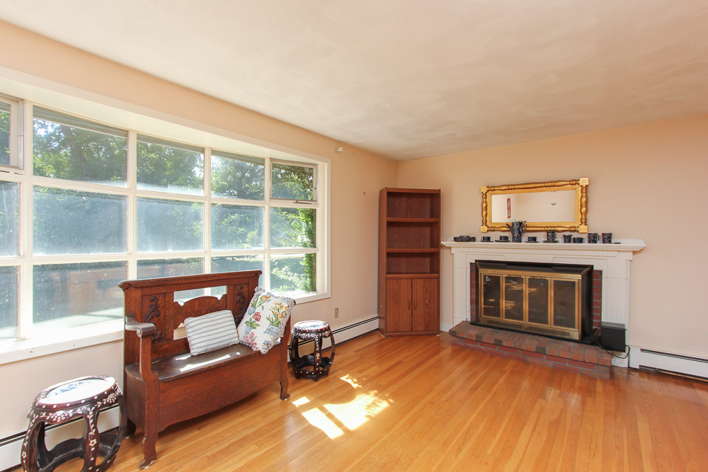 Living Room 141 Winona Street Peabody, MA