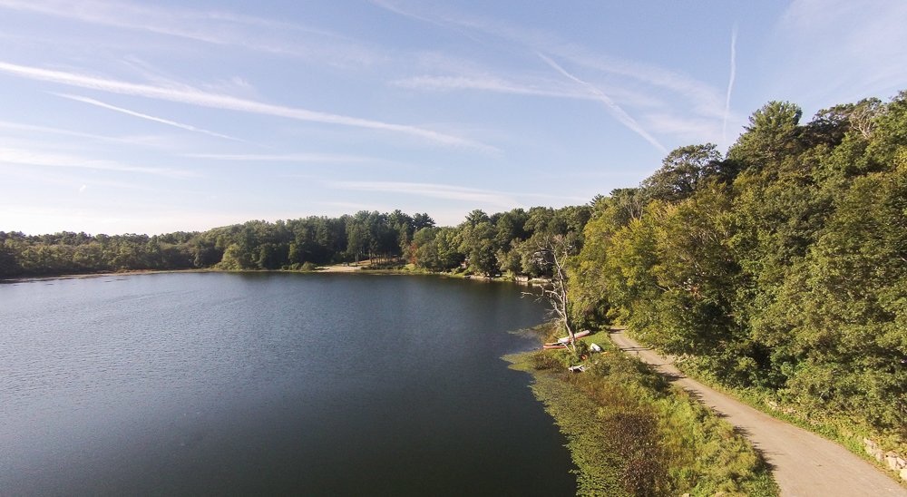 Pleasant Pond Wenham MA