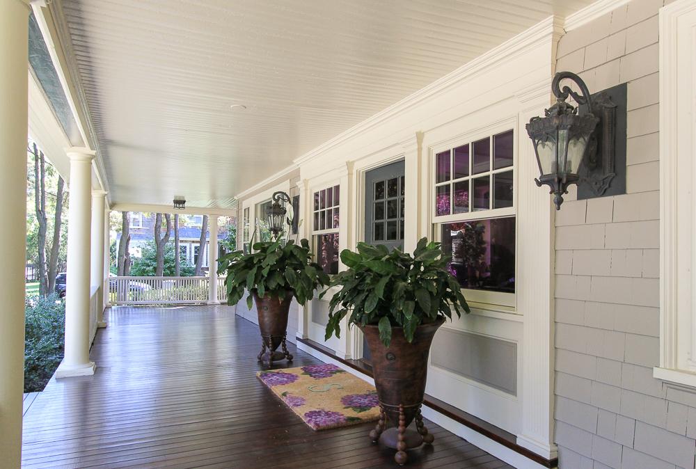 Front Porch 15 Palmer Avenue Swampscott, MA