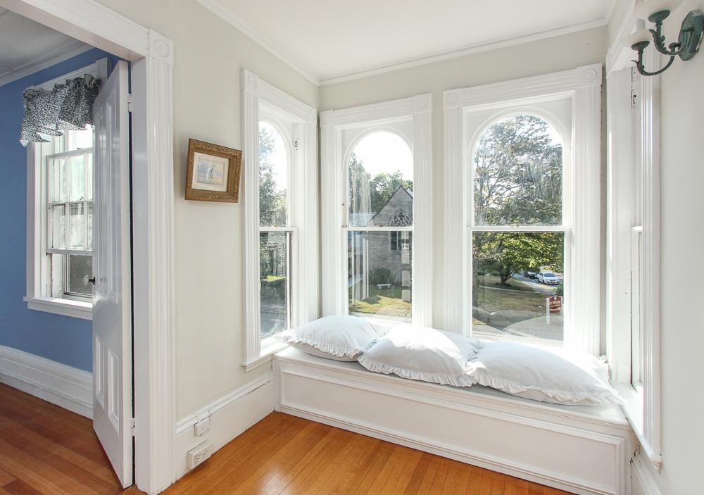 Window seat 28 Hale Street Beverly, MA