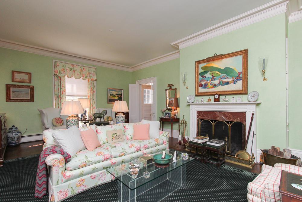 Living Room 25 Meyer Lane Hamilton, MA