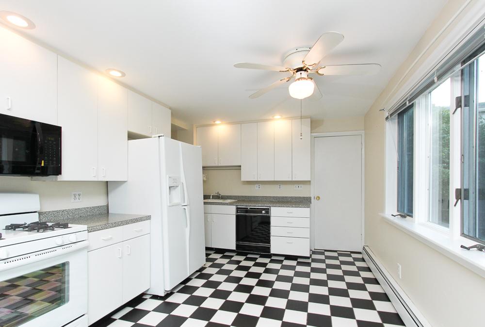 Kitchen Apartment 59 Irving Avenue Nahant, MA