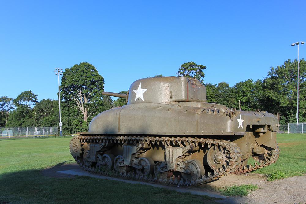 Tank Patton Park Hamilton, MA