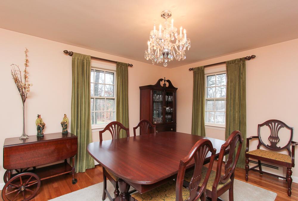 Dining Room 14 Daniels Road Wenham, MA
