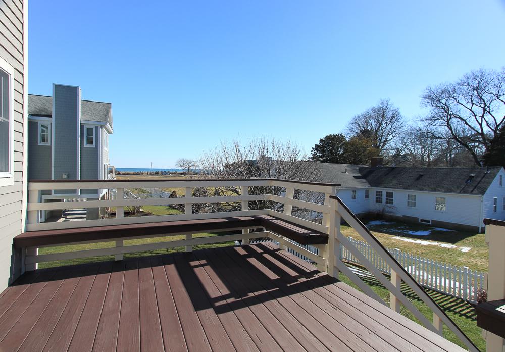 Deck 89 Seaview Avenue Marblehead, MA