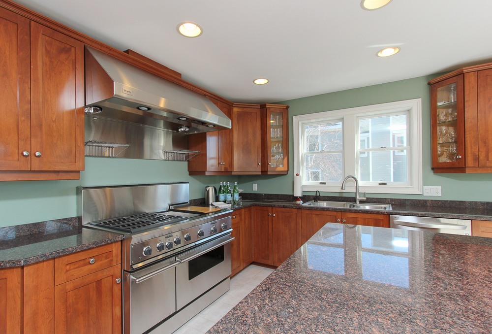 Kitchen 89 Seaview Avenue Marblehead, MA