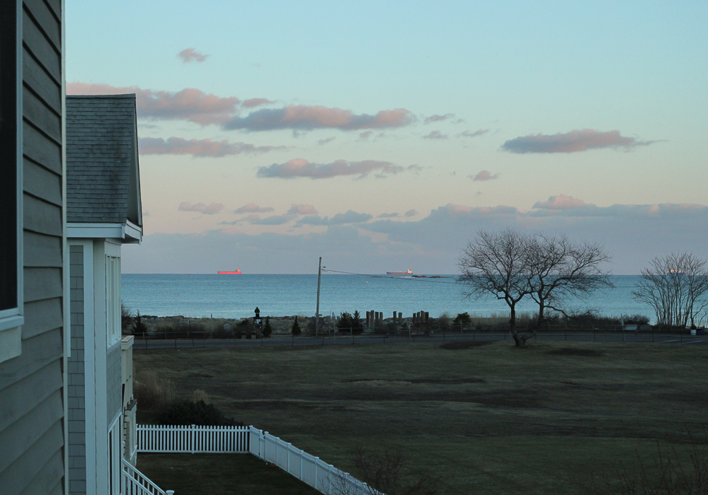 View from Master Bedroom 89 Seaview Avenue Marblehead, MA