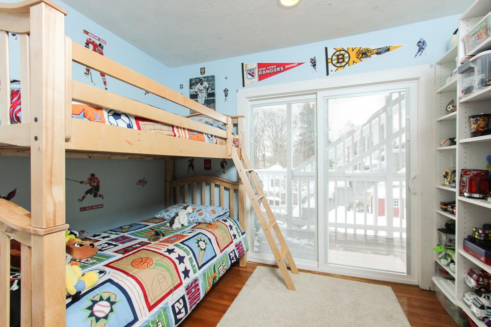 Bedroom 7 Park Street Danvers, MA - Unit 2