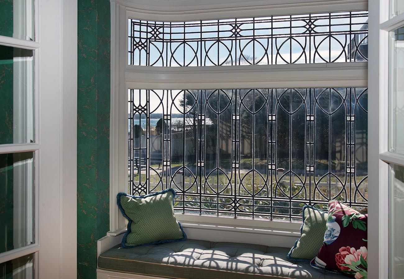Inglenook Window