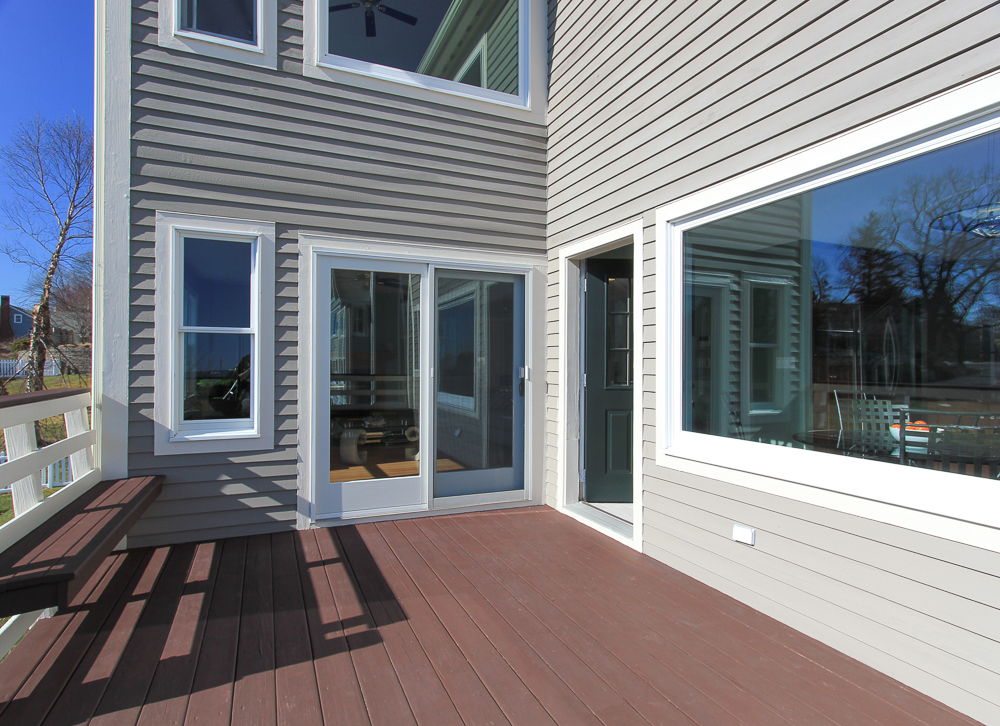 Deck 89 Seaview Avenue Marblehead, MA