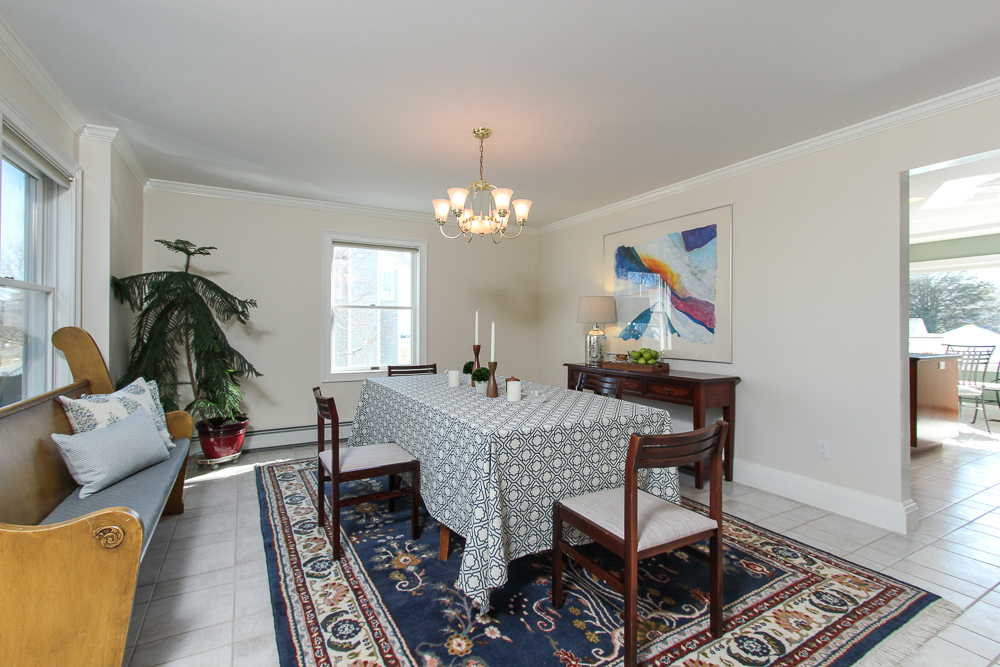 Dining Room 89 Seaview Avenue Marblehead, MA