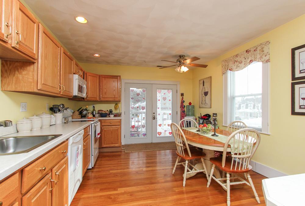 Kitchen 7 Park Street Danvers, MA - Unit 2