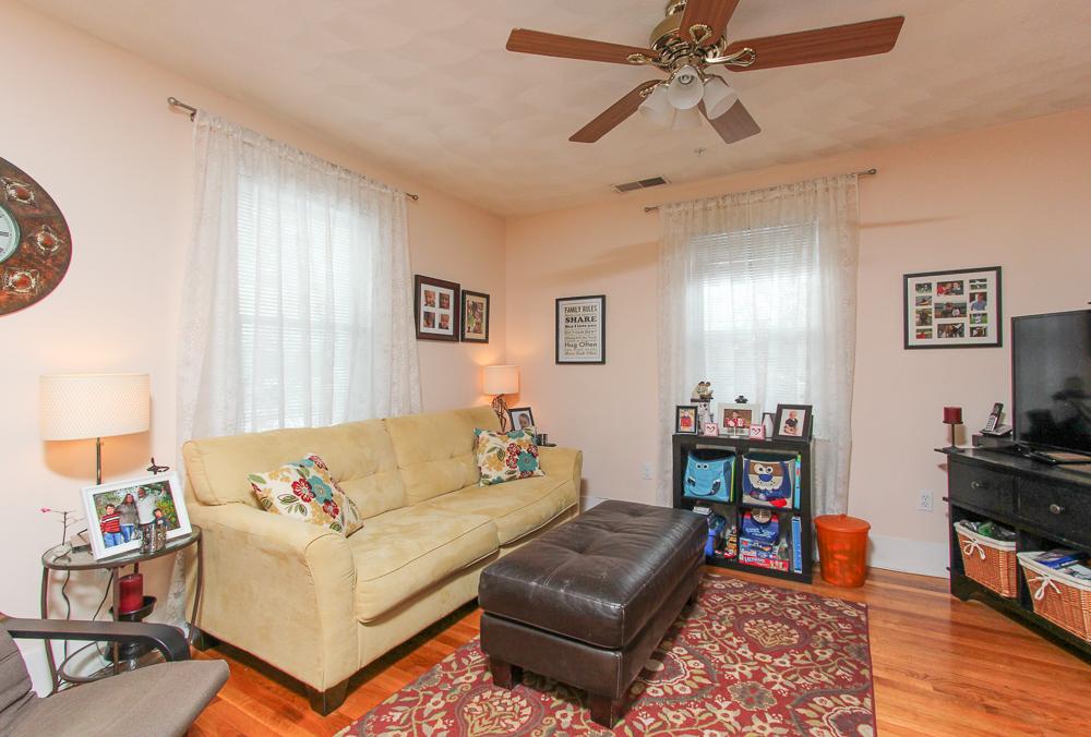 Living Room 7 Park Street Danvers, MA - Unit 2