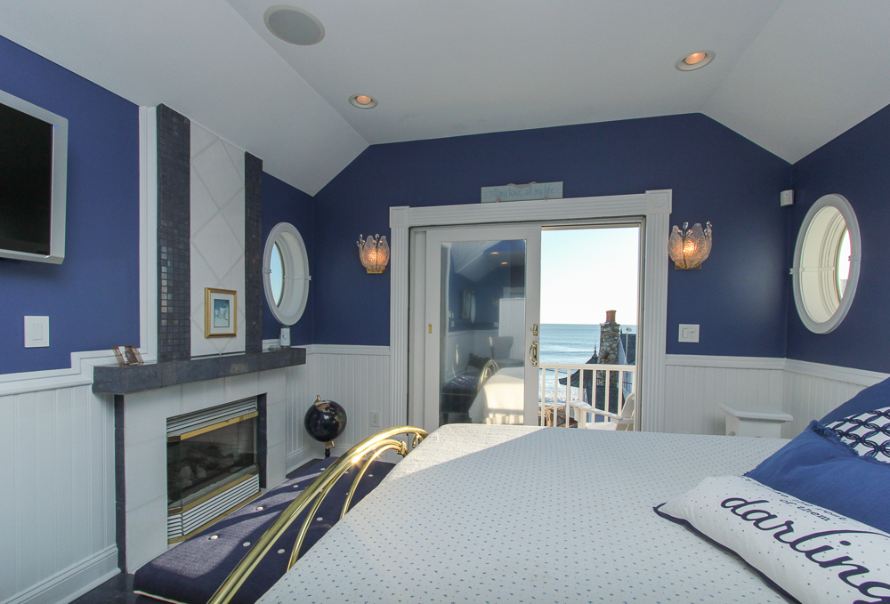 Master Bedroom with views 15 Fordham Way Newbury, MA