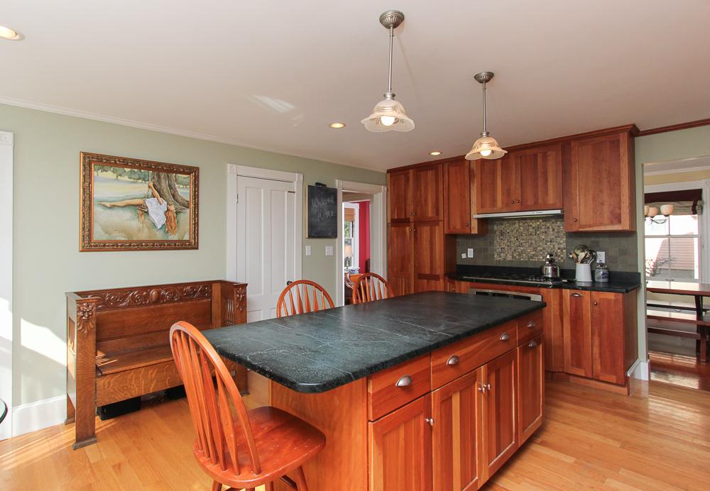 Kitchen 47 Hamilton Avenue Hamilton, MA
