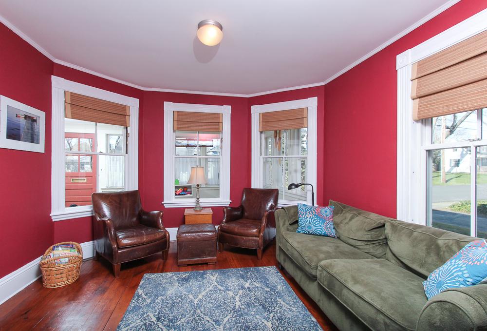 Living Room 47 Hamilton Avenue Hamilton, MA