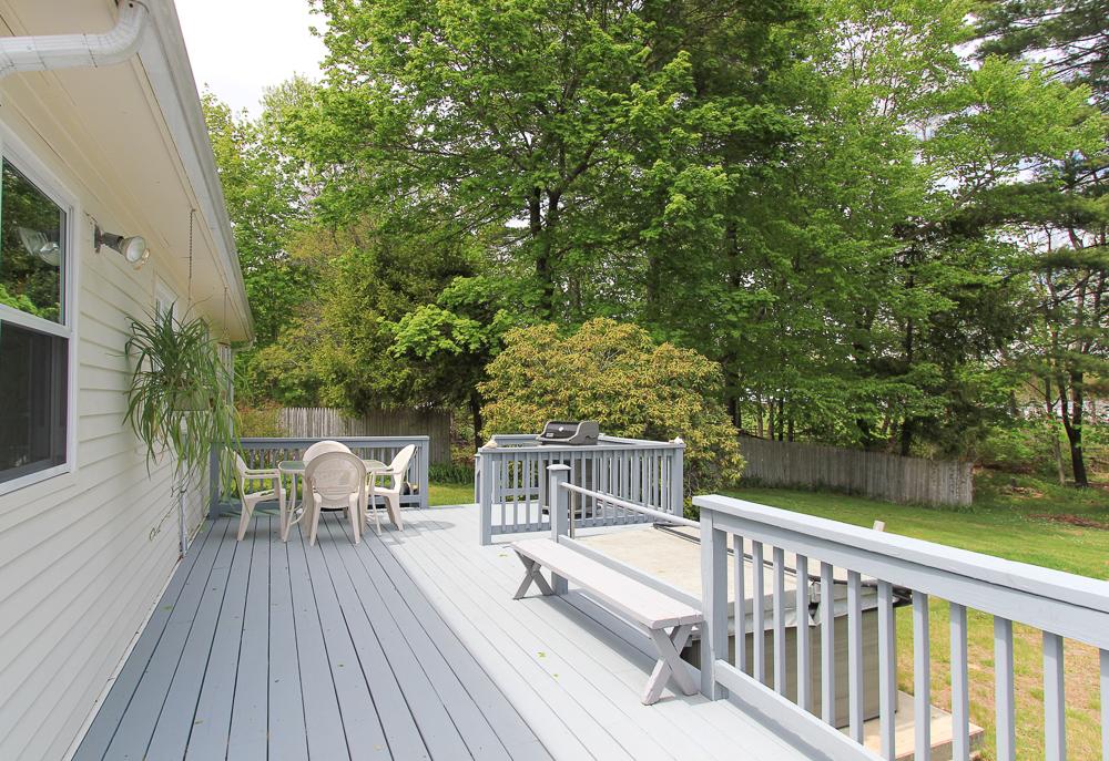 Deck 58 Forest Street Hamilton, MA