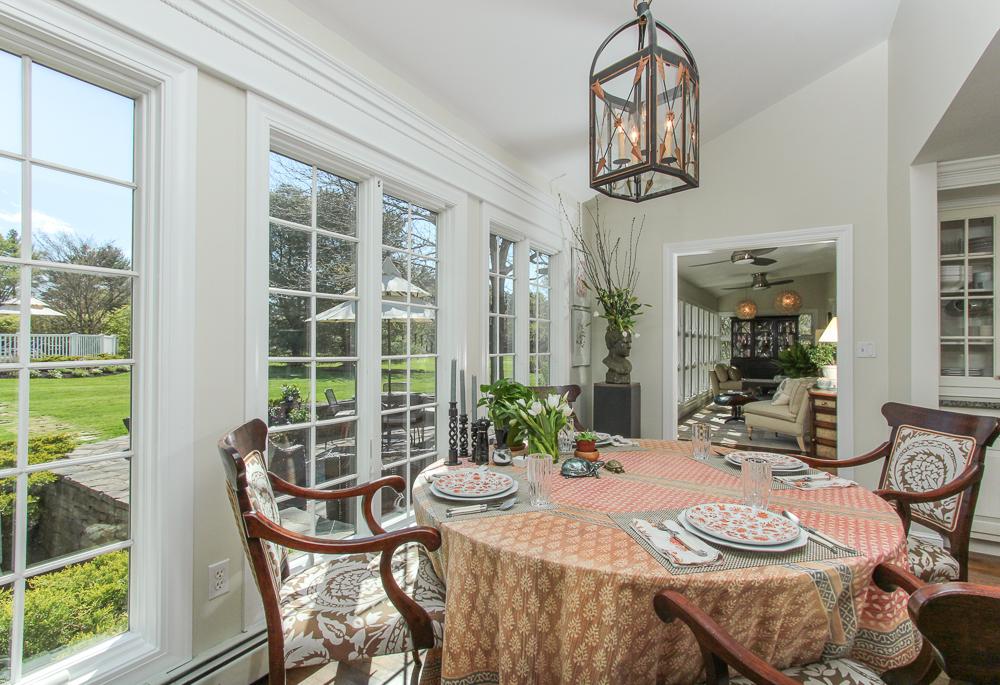 Kitchen Dining 4 William Fairfield Drive Wenham, MA