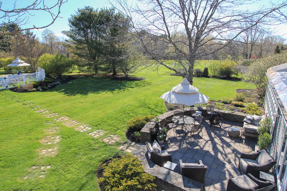 Patio View 4 William Fairfield Drive Wenham, MA