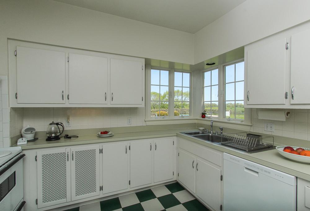 Kitchen With View 104 Essex Road Ipswich, MA