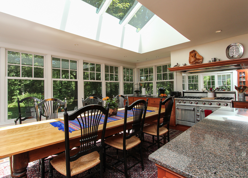 Kitchen Dining and Granite Island 97 Herrick Road Boxford, MA