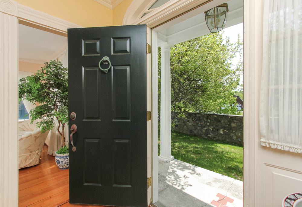 Interior Front Door 104 Essex Road Ipswich, MA
