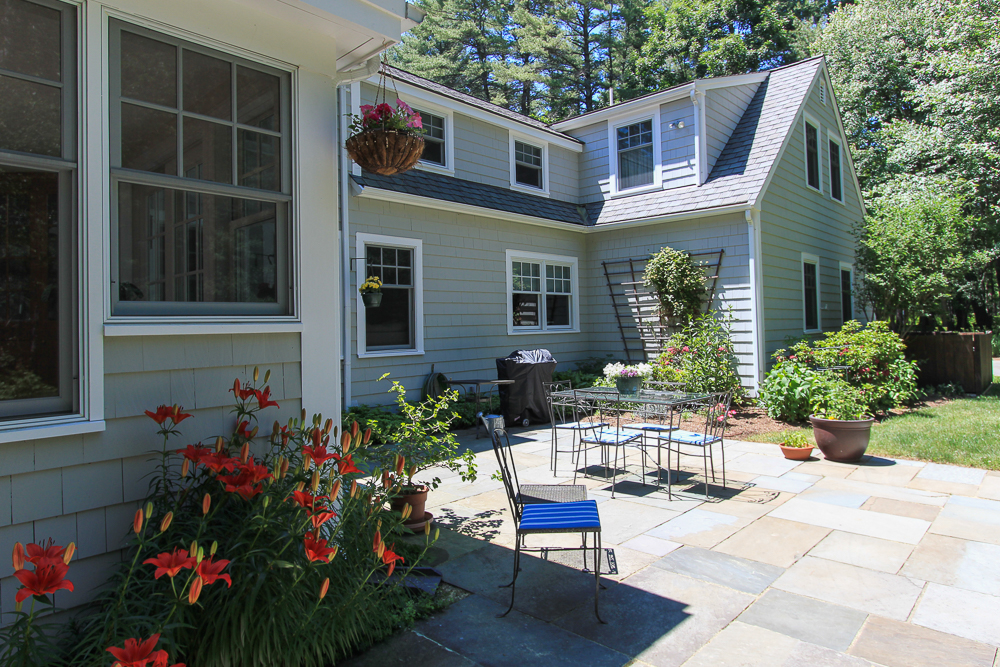 Patio 97 Herrick Road Boxford, MA