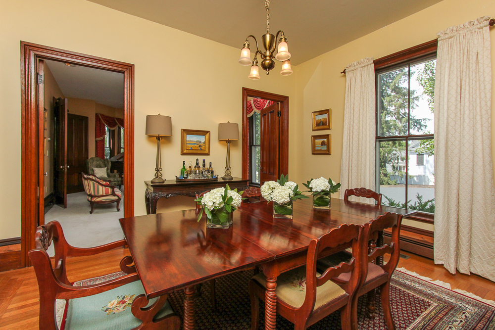 Dining Room 35 High Road Newbury, MA