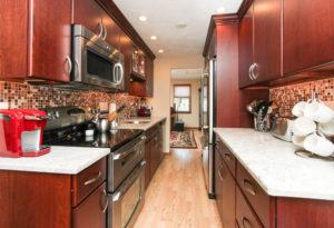 Kitchen 22 Collins Street Danvers, MA Unit 2