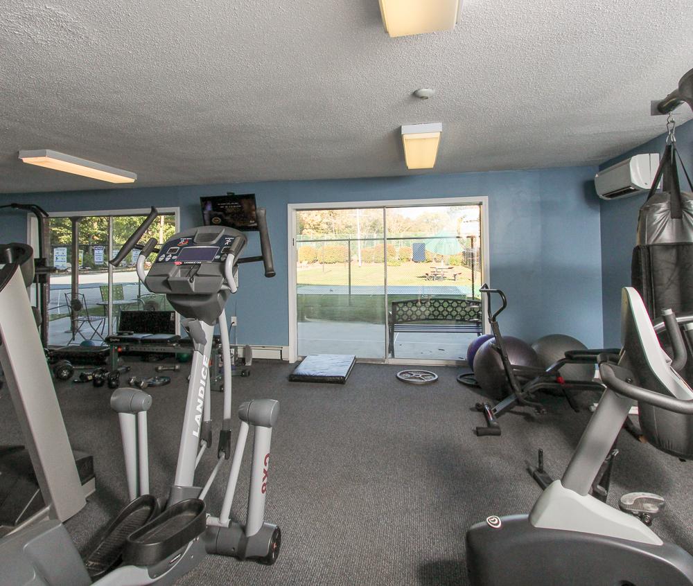 Gym 78 Edgelawn Avenue North Andover MA