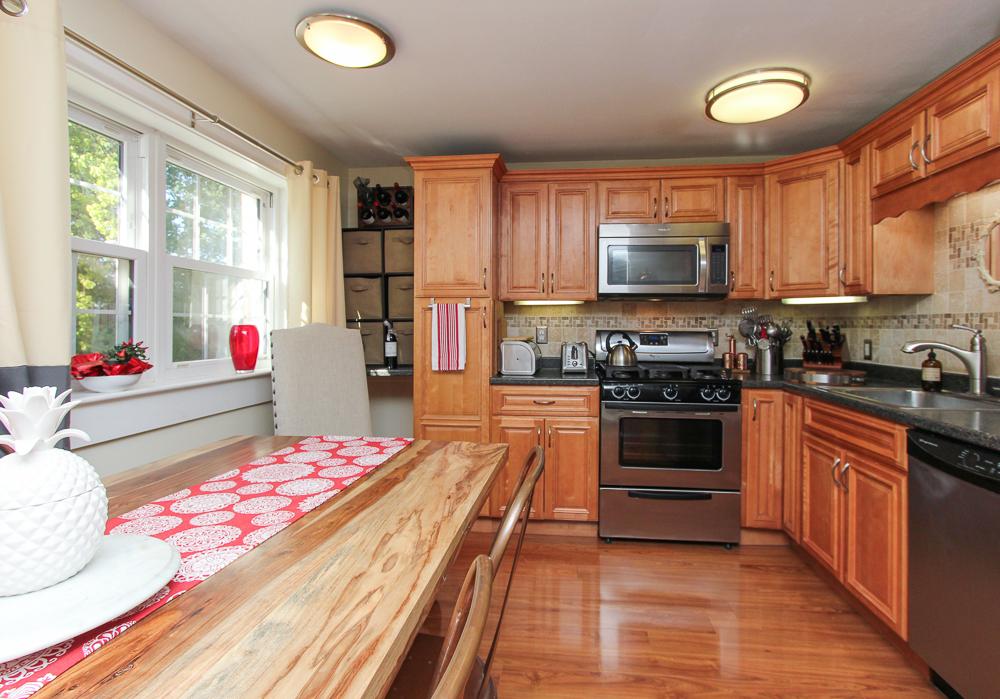 Kitchen 78 Edgelawn Avenue North Andover MA